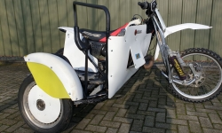 KIT FRAME ROLLING CHASSIS