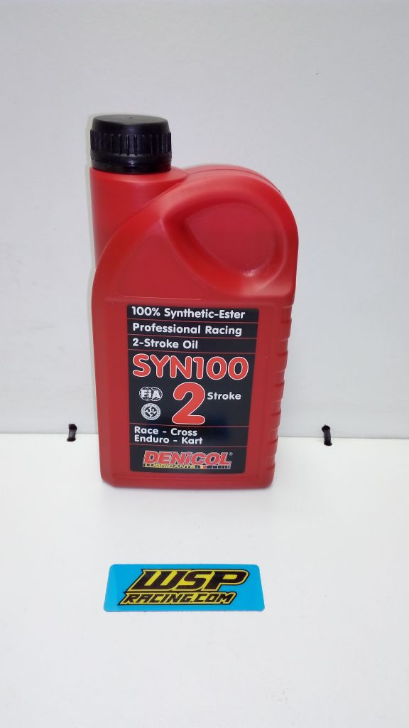 DENICOL 2 STROKE OIL 1 LITER