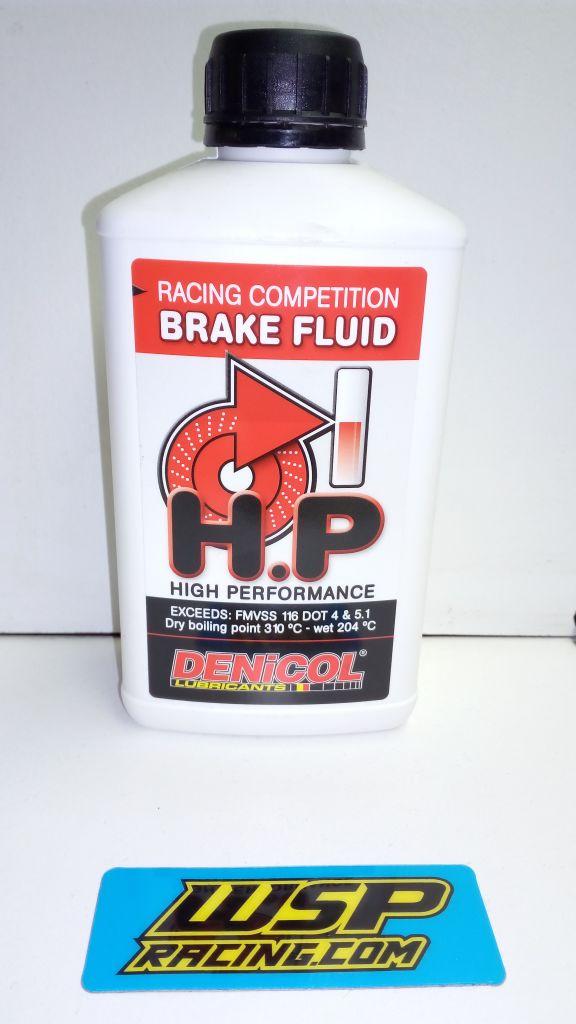 DENICOL BRAKE FLUID HIGH PERFORMANCE 500ML