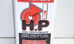 DENICOL BRAKE FLUID HIGH PERFORMANCE 500ML