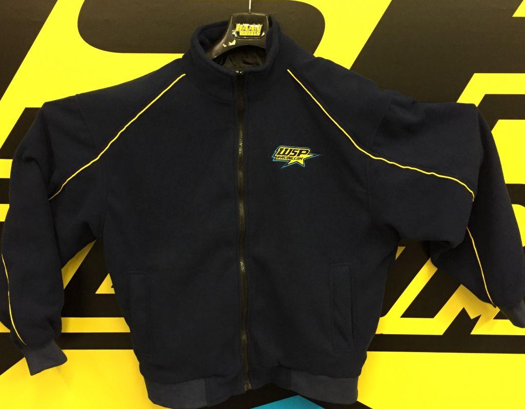fleece WSP vest