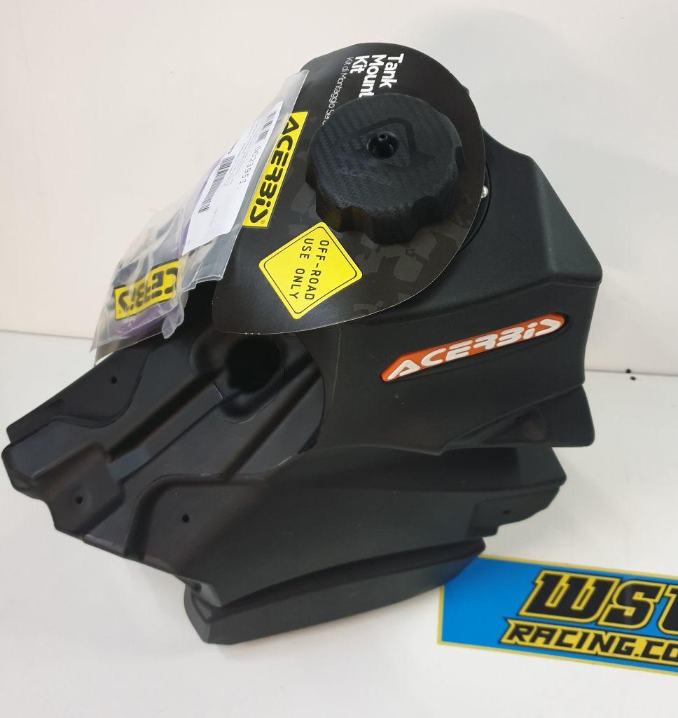 Fuel tank WSP kit KTM