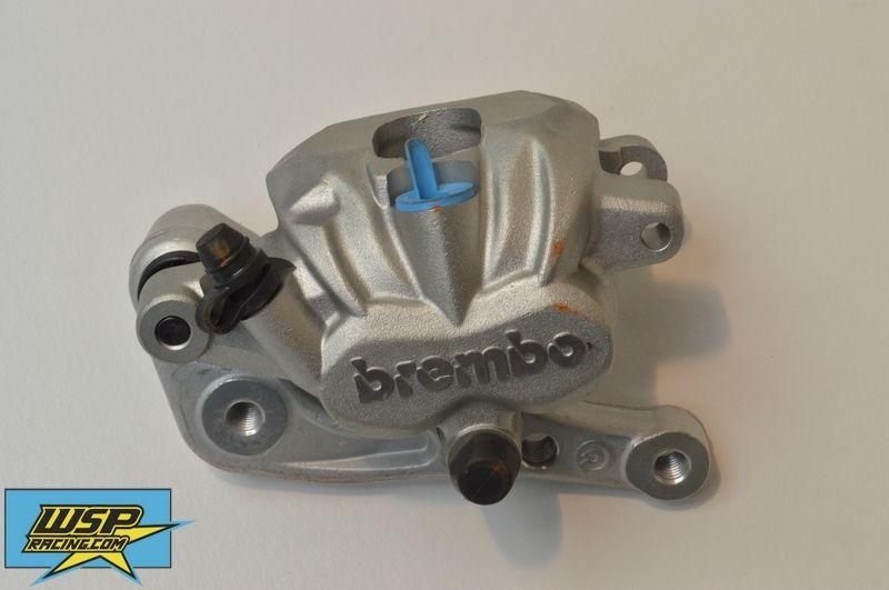 Front caliper 24 mm Brembo