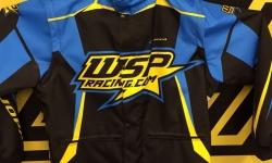WSP enduro paddock jacket