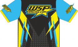 WSP RACING POLO SHIRT