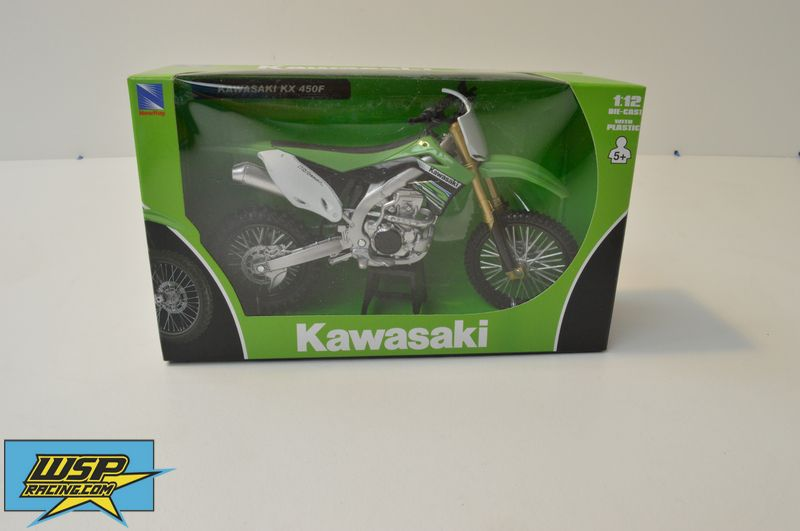 Kawasaki mini bike 1:12