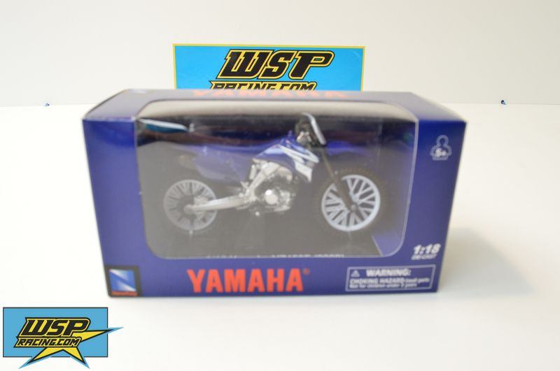 Yamaha mini bike 1:18