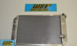 Radiator WSP quad