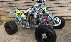 WSP ATV KTM