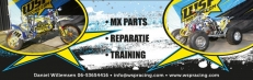 WSP Racing Service: MX Parts , Reparatie en Training