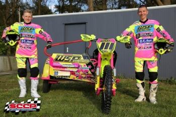 New Sidecar For Junior Sidecarteam Willemsen/Mødekjær