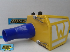 NEW !!! Colored airboxes with XL Silicoon intake hose