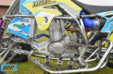 WSP Racing now comes out with a New Quad WSP/TM with TM450 Engine