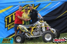 WSP Racing wishes Miroslav Zatloukal Good Luck with his WSP QUAD